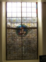 Stained glass window example II
