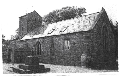 Brockhampton Church after
