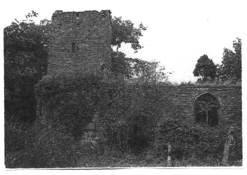 Brockhampton Church before