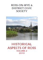 Historical Aspects of Ross II